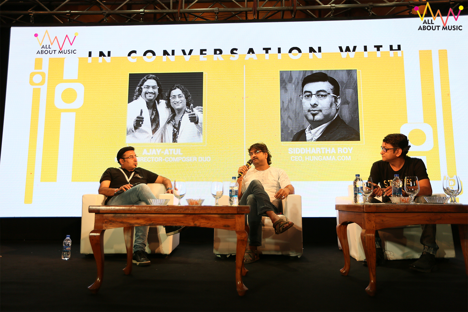 In Conversation Ajay - Atul