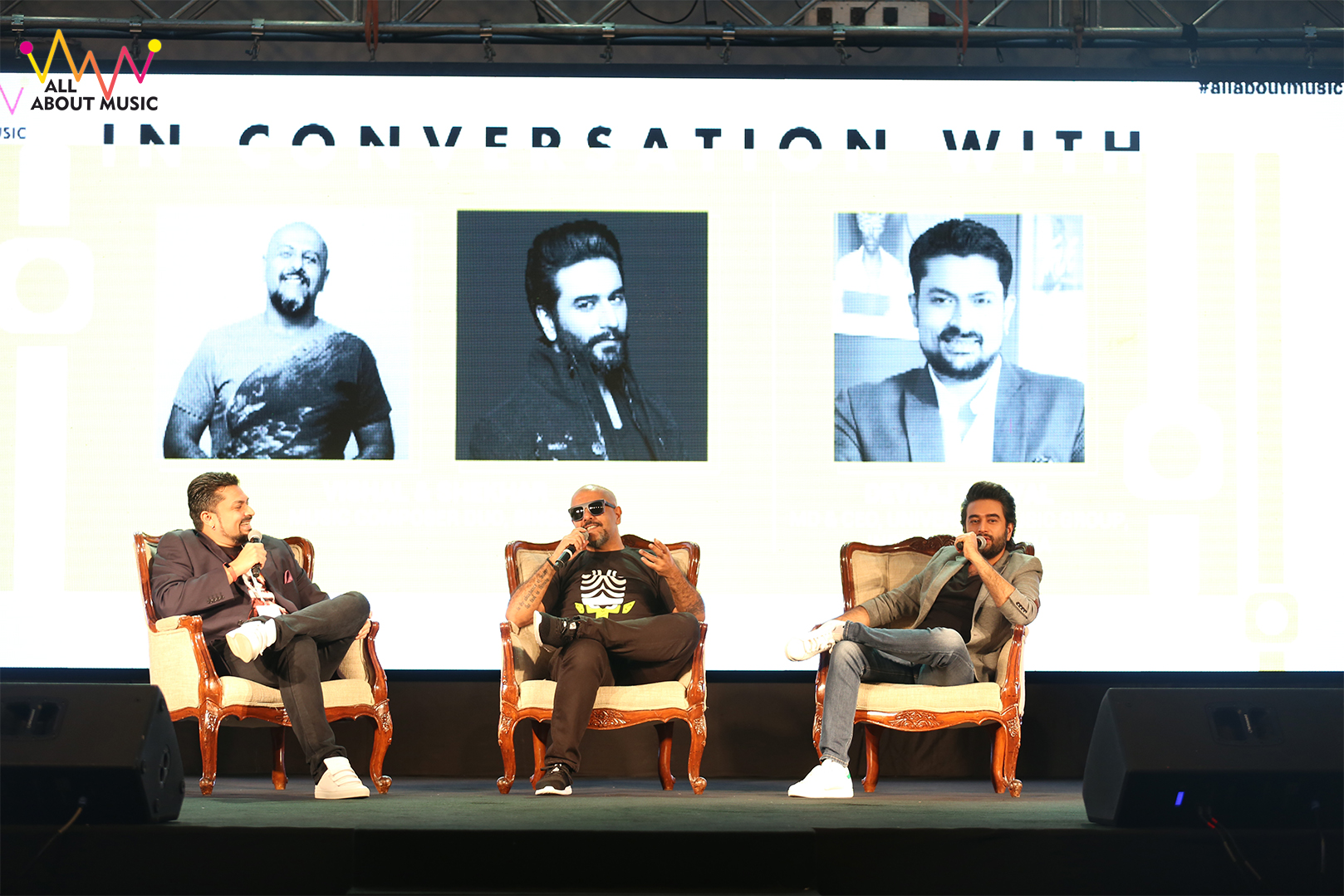 In conversation with Vishal & Shekhar