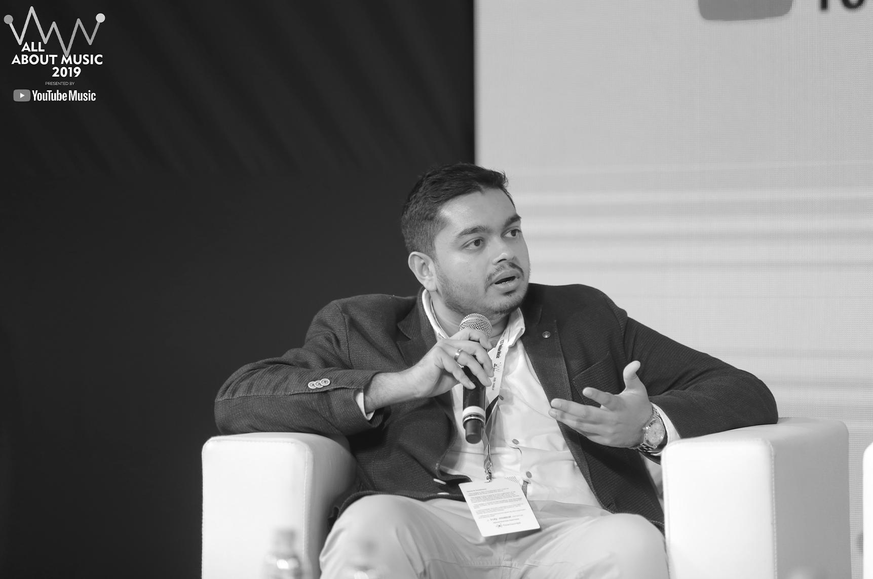 Saheer Munir - Founder & Director, DIVO, All about Music Virtual Edition 2020 Speaker