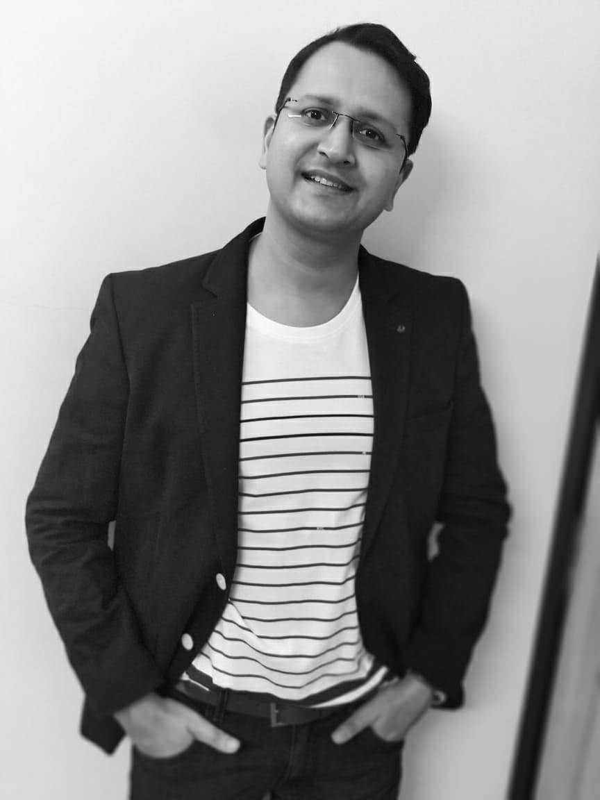 Amit Dubey - Senior Manager, Documentation Department, Indian Performing Right Society Ltd, All About Music Virtual Edition 2020 Speaker
