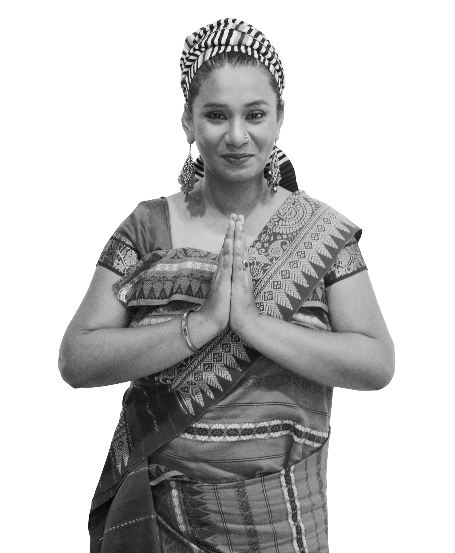 Kalpana Patowary - Indian Folk Singer, an Indian playback and folk singer from Assam.She sings in 30 languages,Bhojpuri music her most dedicated foray